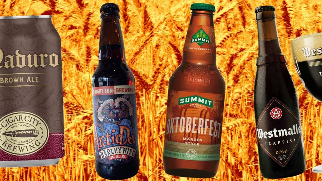 49 Perfect Fall Beers You Should Be Drinking Right Now