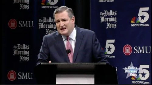 Ted Cruz Confirms He Doesn't Care About Police Violence