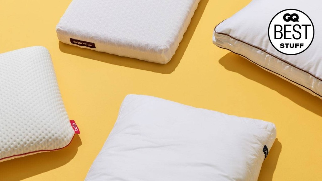 The Best Pillows to Cradle Your Sleepy Little Head
