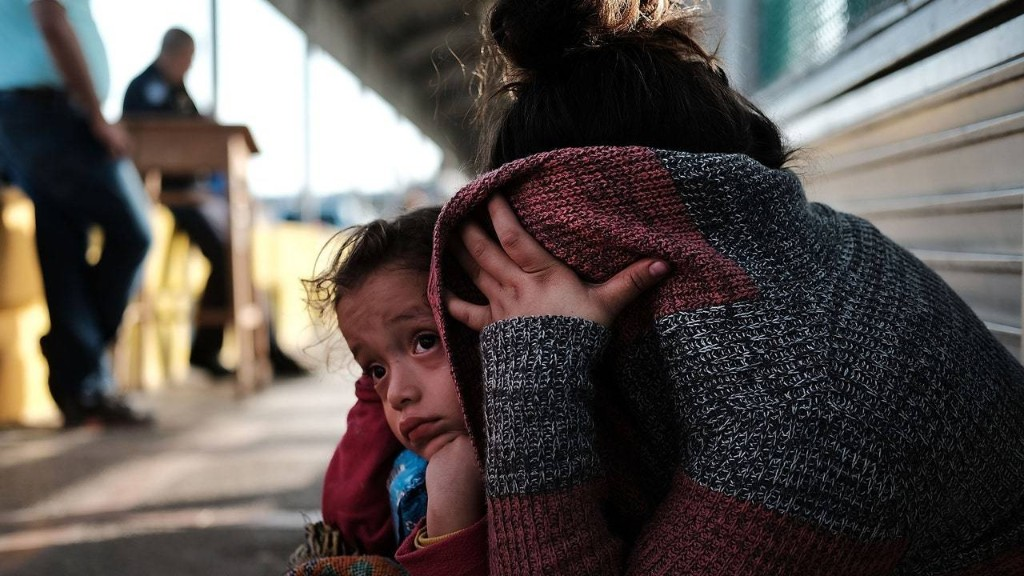 The Trump Administration Claims It's Not Legally Required to Give Detained Kids Soap and Blankets