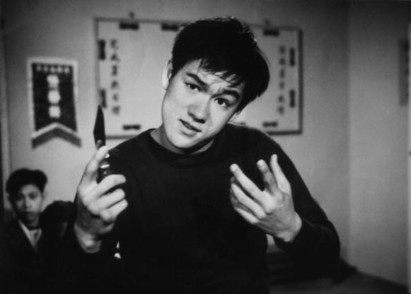 Your Morning Shot: Bruce Lee