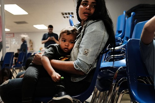 The Trump Administration Is Making Parents Pay to Get Their Kids Back