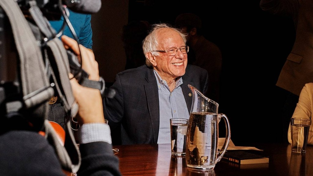 The Unfinished Business of Bernie Sanders