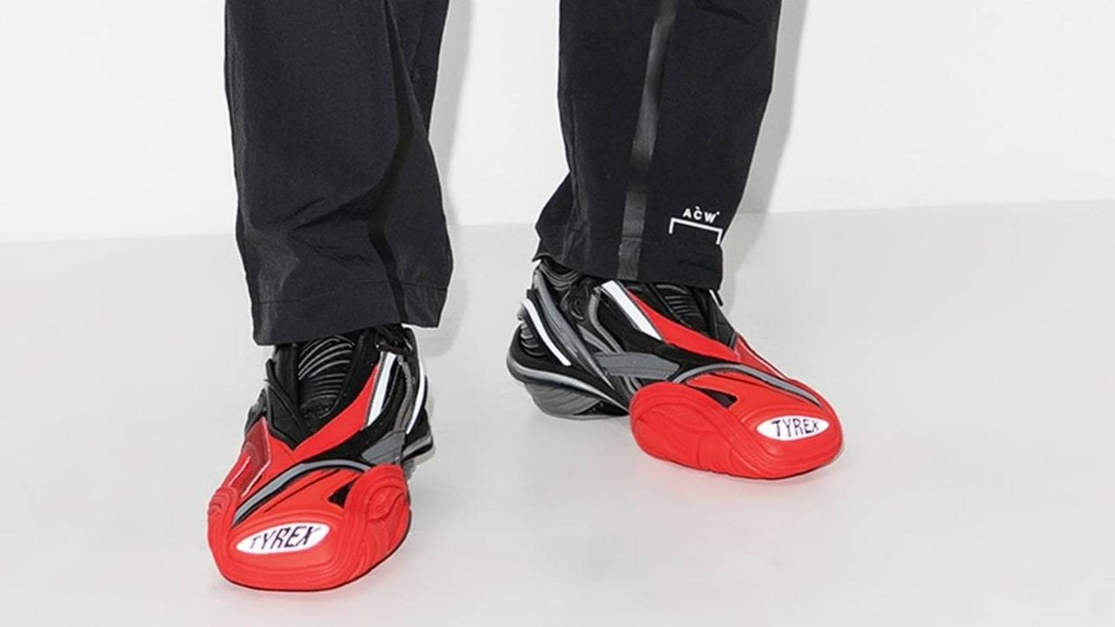 Balenciaga Might Have Found the Outer Reaches of Ugly Sneaker