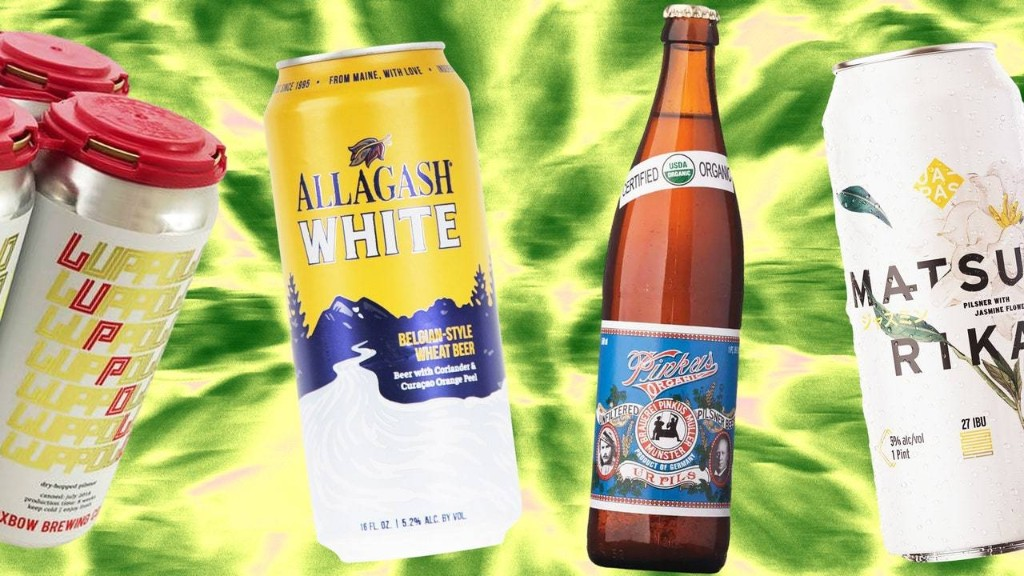 The 25 Best Summer Beers Will Get You Through This Heat
