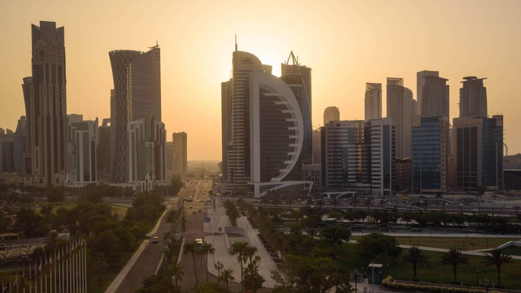 Qatar Is Air-Conditioning the Outdoors Because of Climate Change