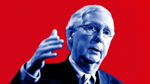 Mitch McConnell Makes a Compelling Argument for Voting Every Republican Out of Office