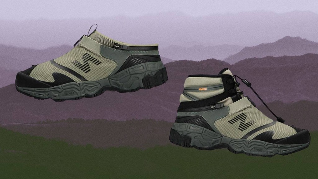 This Advanced New Balance Sneaker Is Actually Three Shoes In One