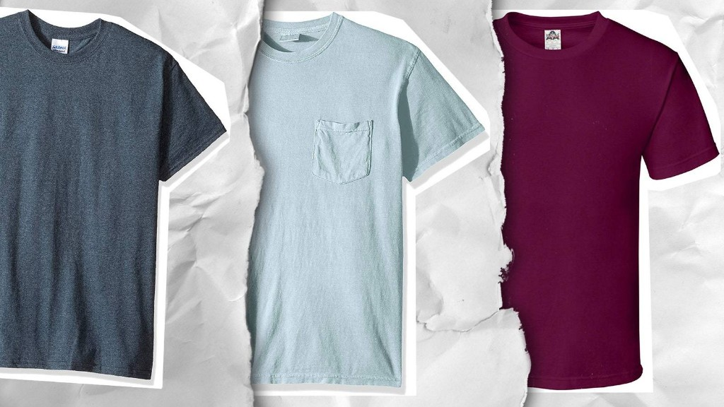 14 Perfect T-Shirts Under $20 to Buy in Every Color