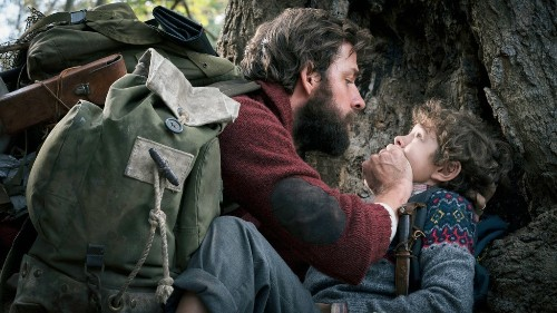 A Quiet Place Review: One Scary-Ass Monster Movie