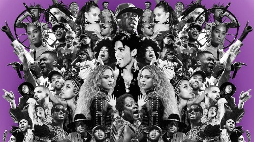 2016: The Best Year for Black Musicians Since Purple Rain