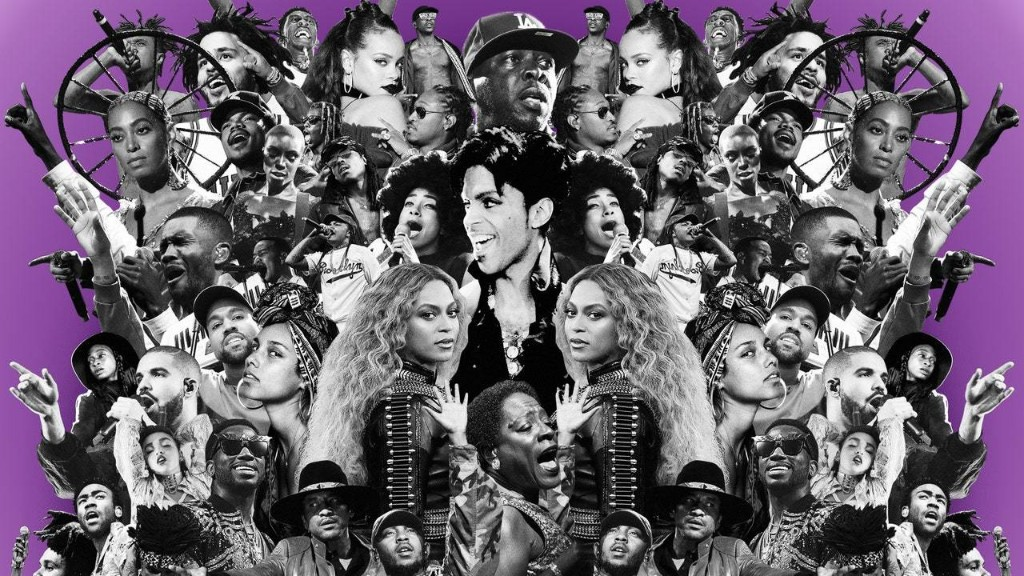 2016: The Best Year for Black Musicians Since Purple Rain