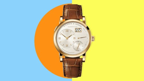 This Watch Is Equal Parts Old-School and Novel
