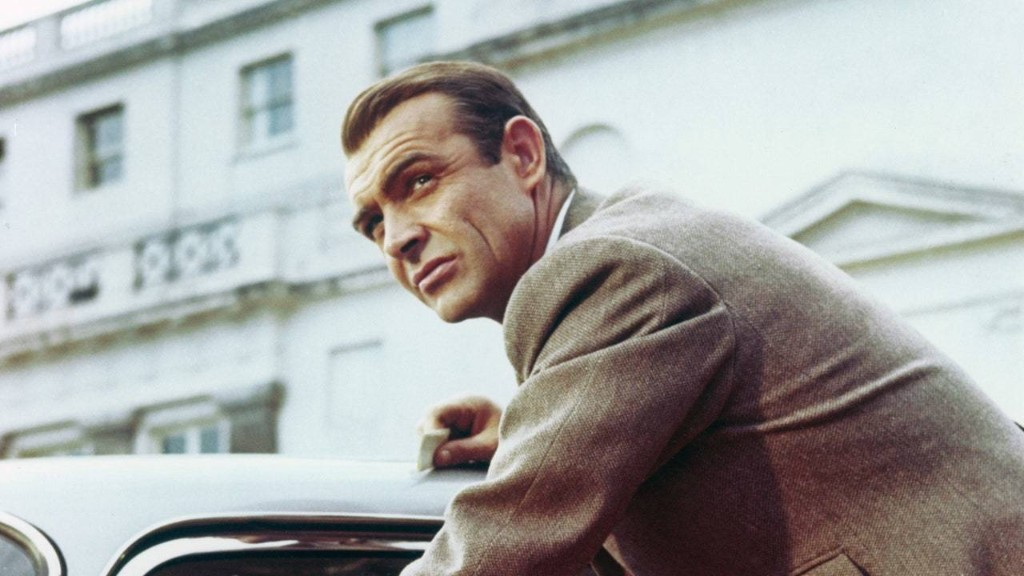 Remembering the Dark Magnetism of Sean Connery