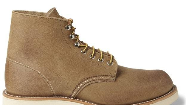 GQ Selects: Red Wing Oiled-Leather Boots