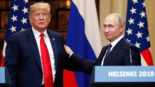 Now We All Know What Putin Has on Trump