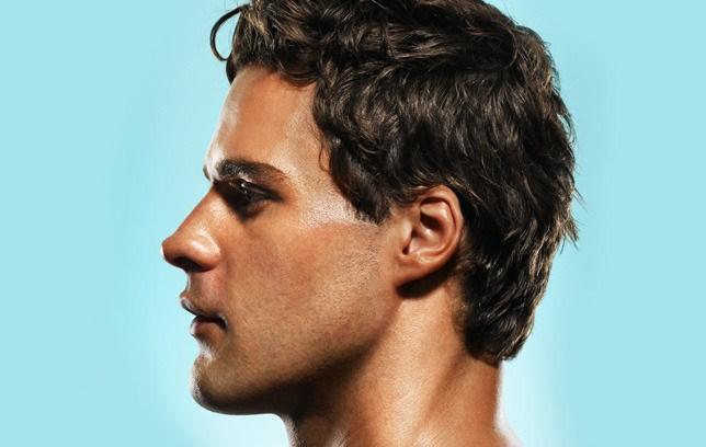 Manly Men - Magazine cover