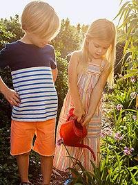 Kids Summer - Magazine cover