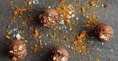 Discover chocolate caramel