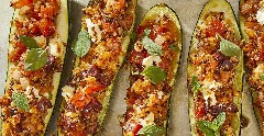 Discover baked zucchini