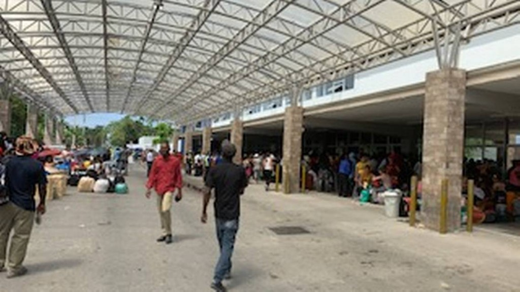 Haiti confirms coronavirus in country, closes airports to all commercial flights