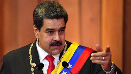 Feds charge Venezuelan President Maduro, other top officials with narco-terrorism