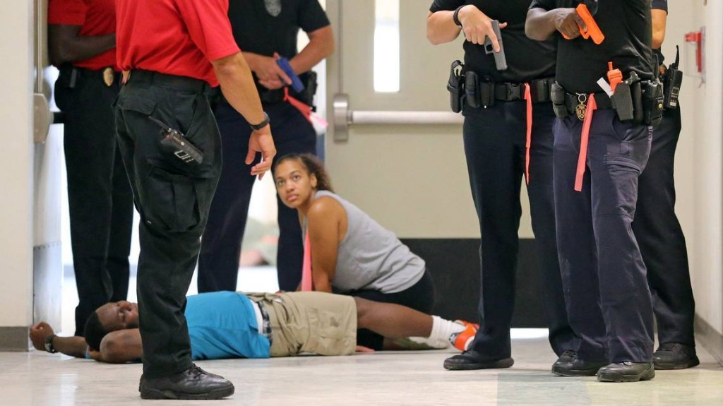 'We were not okay.' Active shooter drills may do more harm than good, study shows