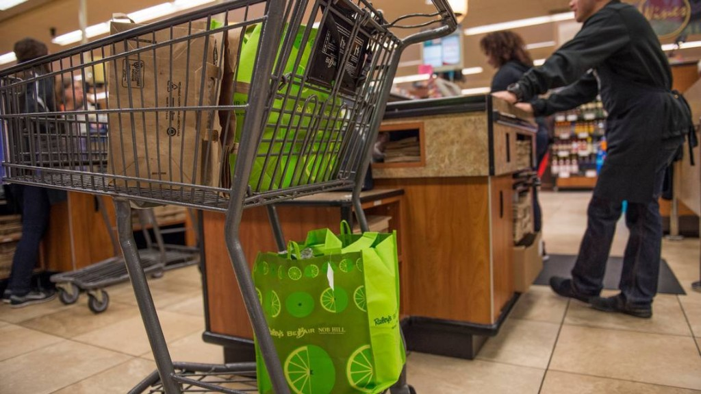 Americans again stockpile groceries as COVID-19 changes future of shopping, survey says