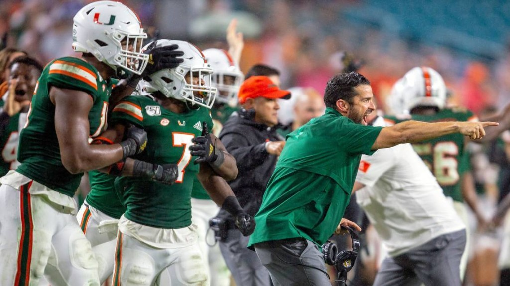Miami Hurricanes add obscure football opponent. And basketball ready for a rebound?