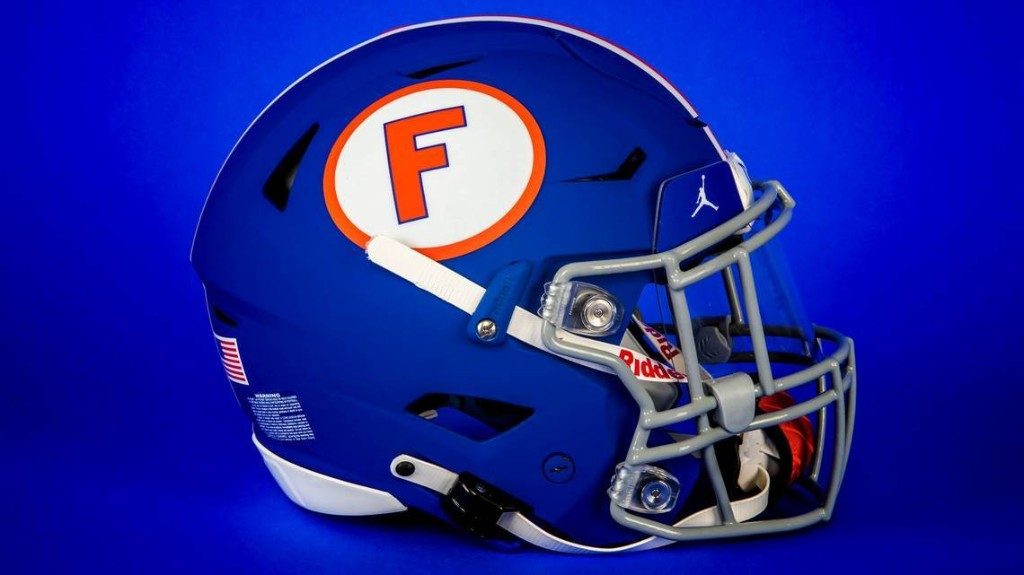 Check out the Florida Gators' throwback uniforms for homecoming against Missouri