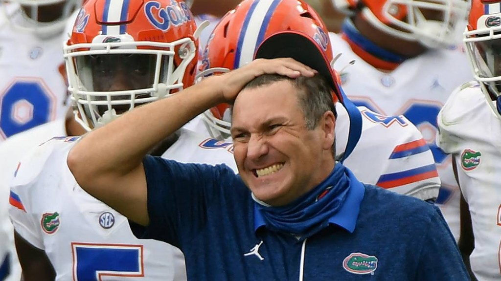 After postponing two games, Florida Gators football announces new COVID-19 tests