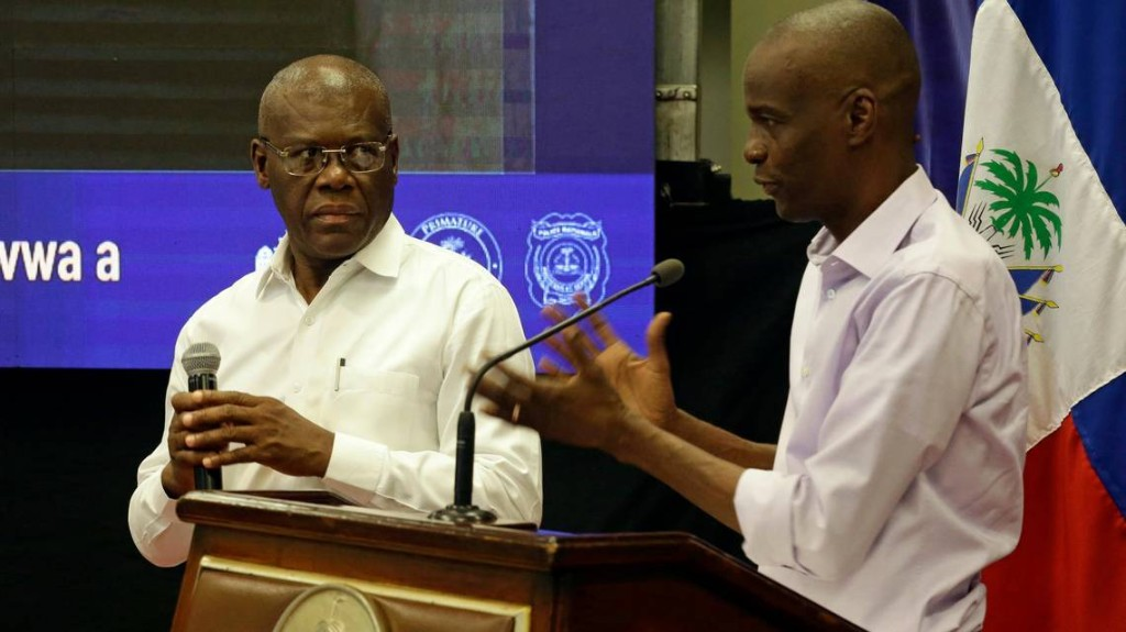 Haiti's new government has to prove itself in order to receive millions in blocked aid