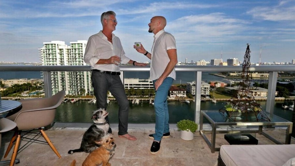 Condo oasis on the rise in North Bay Village