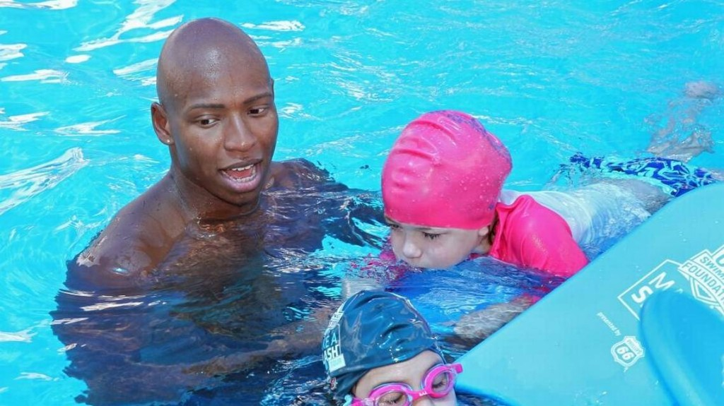 Make a splash this summer — and save lives — with swimming lessons