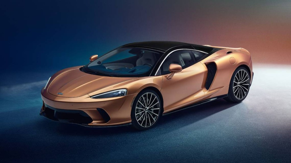McLaren has unveiled its latest supercar: the brand's unique reimagining of a modern GT