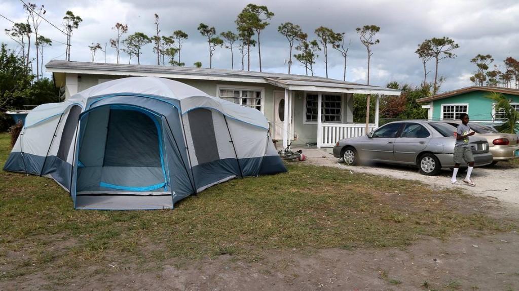 Hurricane season ends, but Dorian left a 'massive, massive crisis' in the Bahamas