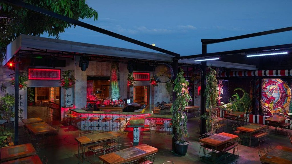 Tacos and scorpion-infused shots: New Mexican spot in Wynwood has a Tulum party vibe