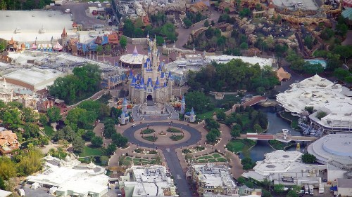 Disney's Florida, California parks are closed until further notice. No opening date set