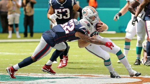 Another week, another historic blowout as Dolphins' offense inept vs. Patriots