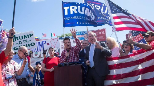 Ukrainian influence in Florida? Republicans shrug it off while Democrats cry foul