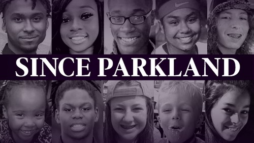 In the 12 months since Parkland, almost 1,200 young lives have been lost to gun violence