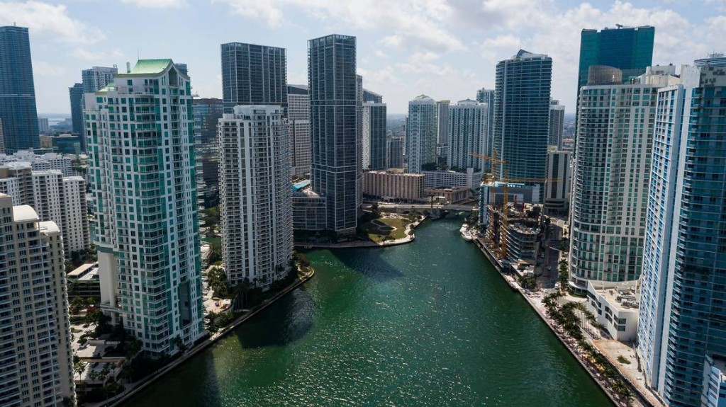 The pandemic changed what Miami's buyers want in a home. Developers are taking notes