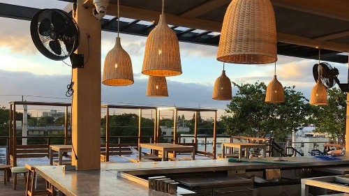 Enjoy the views - and the drinks - at this new rooftop bar in Wynwood
