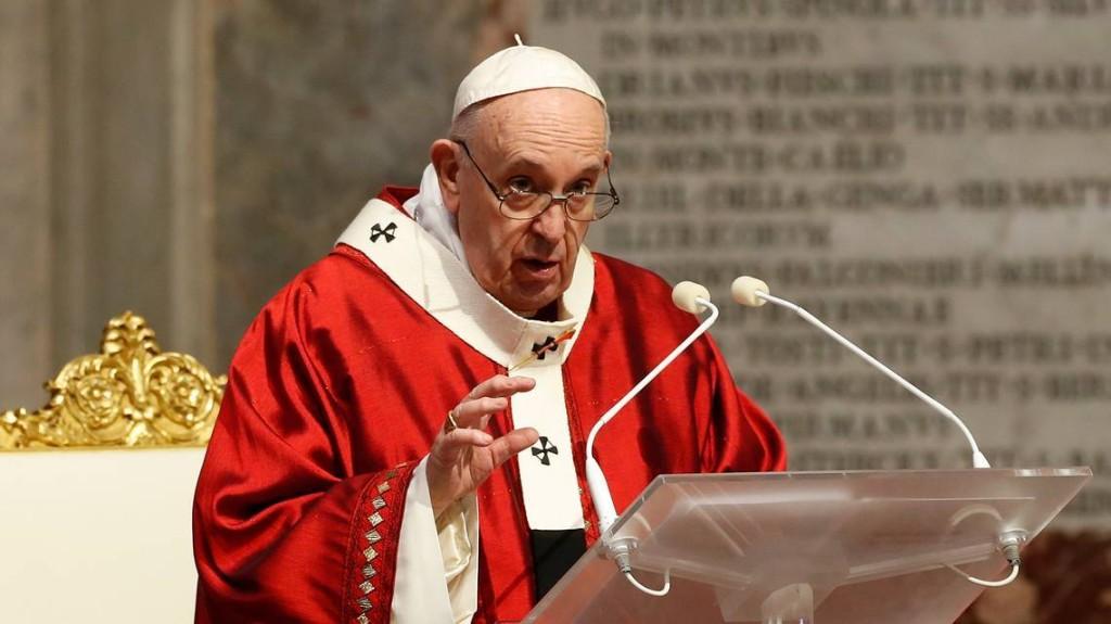 Pope Francis says George Floyd's death is 'sin of racism,' calls unrest 'disturbing'