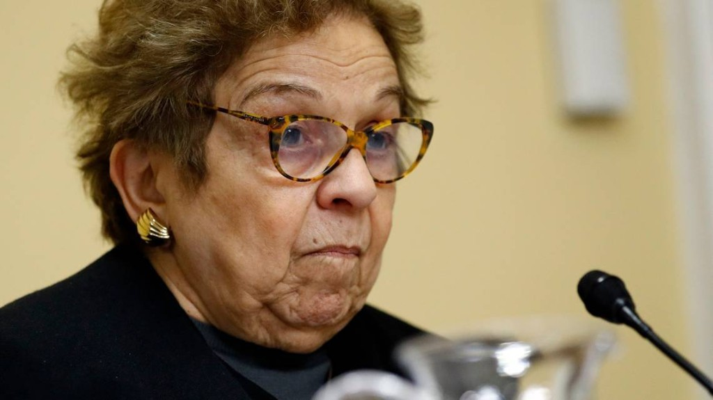 Donna Shalala, again, failed to disclose stock sales in violation of federal law
