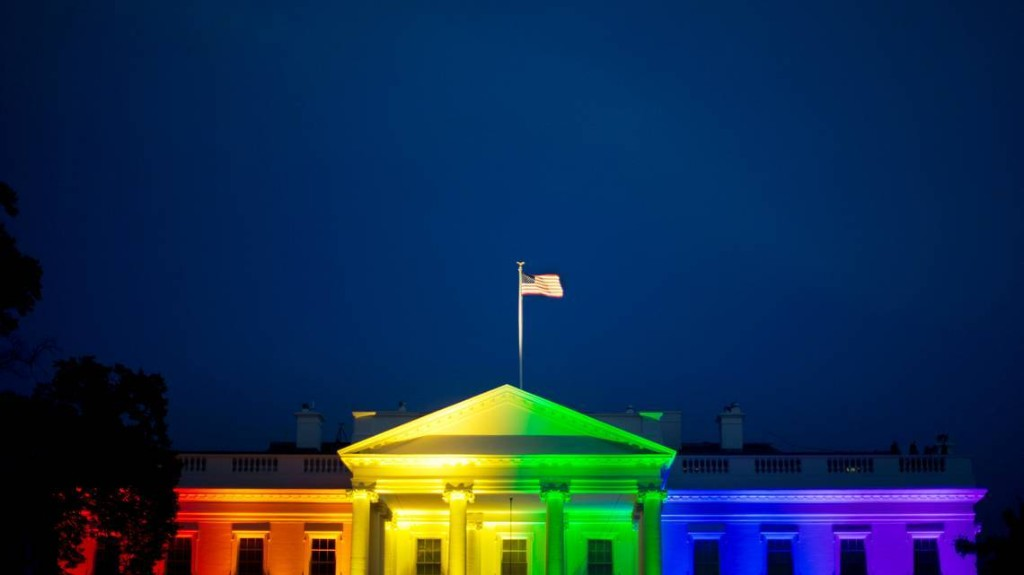Gay marriage support rises to new high in poll — with half of Republicans now in favor