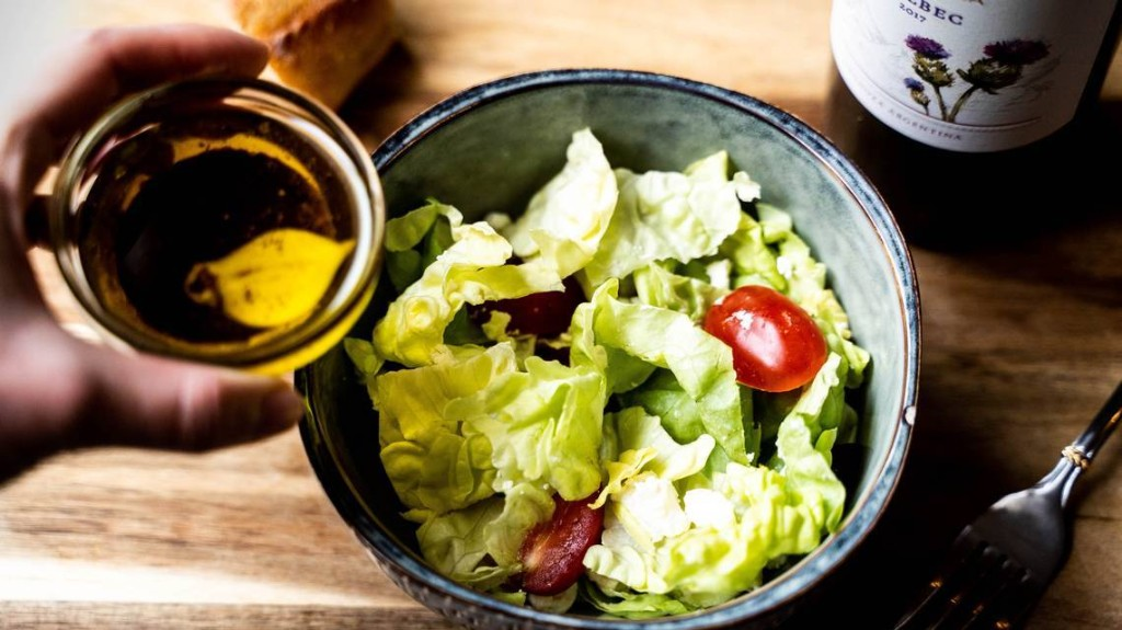 This homemade dressing will elevate any salad