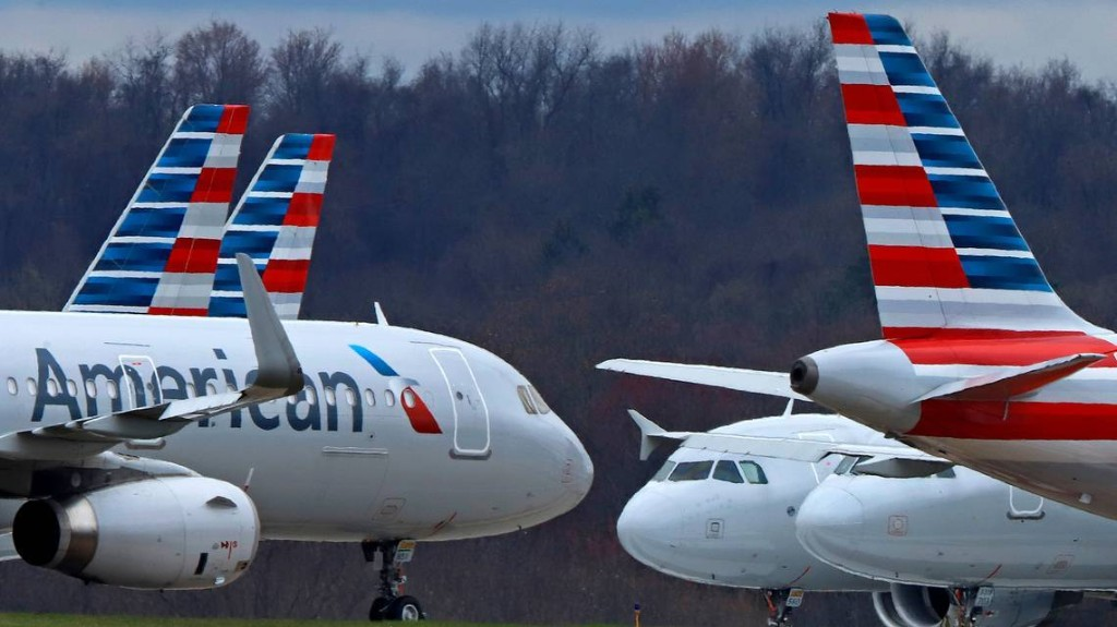 American Airlines signals local flight attendant layoffs as it agrees to U.S. bailout