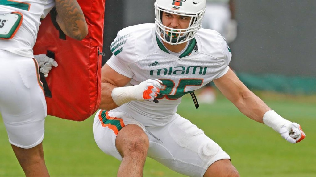 Here's the early word on one of Hurricanes' best positions. And a Jaelen Phillips update.