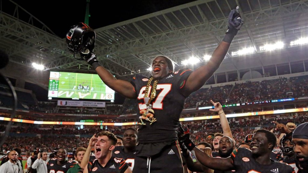 Where ESPN analyst Mel Kiper Jr. projects Miami's early entrants will land in NFL Draft
